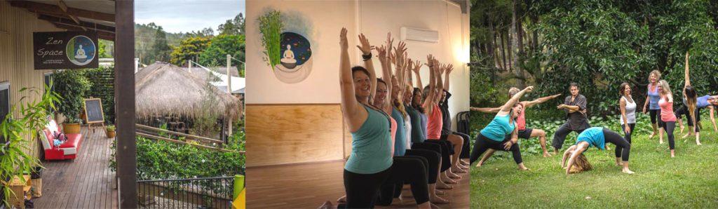 zenspace yoga brisbane